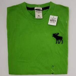 Abercrombie Kids Muscle Short Sleeve T-Shirt - NWT